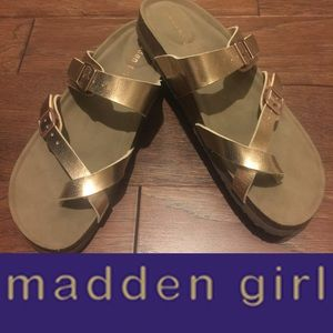 Madden Girl Footbeds- NWT
